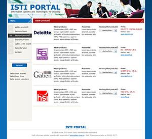 ISTI Portál