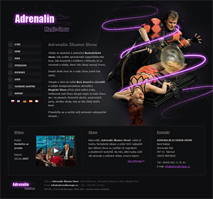 Adrenalin Magic Show - Duo Carlos